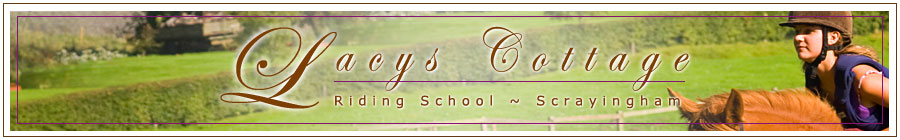Lacys Cottage Riding School
